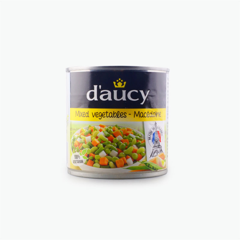 Daucy, Mixed Vegetables 400g