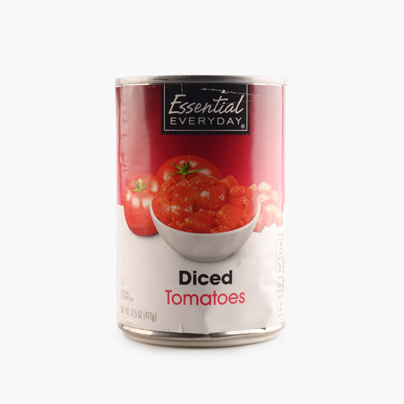 Essential Everyday, Diced Tomatoes 411g
