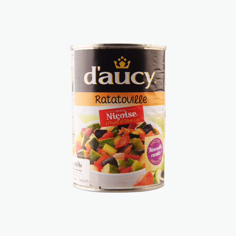 Daucy, Ratatouille 375g