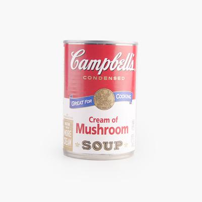 Campbell's Condensed Cream of Mushroom Soup 298g