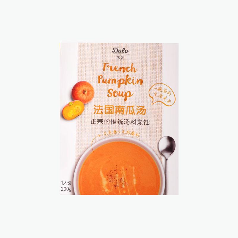 Dulo, French Pumpkin Soup    200g