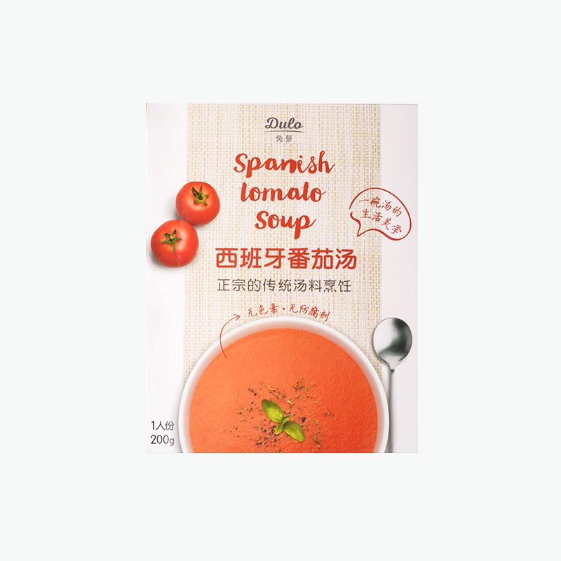 Dulo, Spanish Tomato Soup    200g