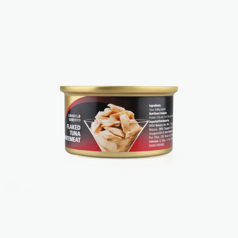 Sheba, Flaked Tuna Whitemeat 85g