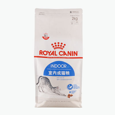 Royal Canin, Adult Cat Food (Indoor) 2kg