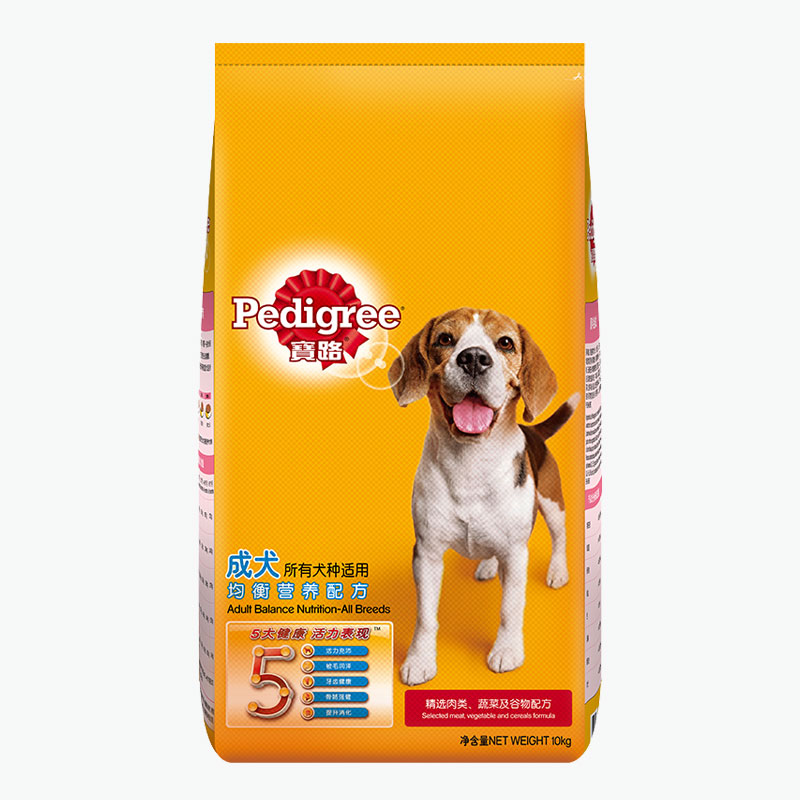 Pedigree, Complete Nutrition for Adults (All Breeds) 10kg