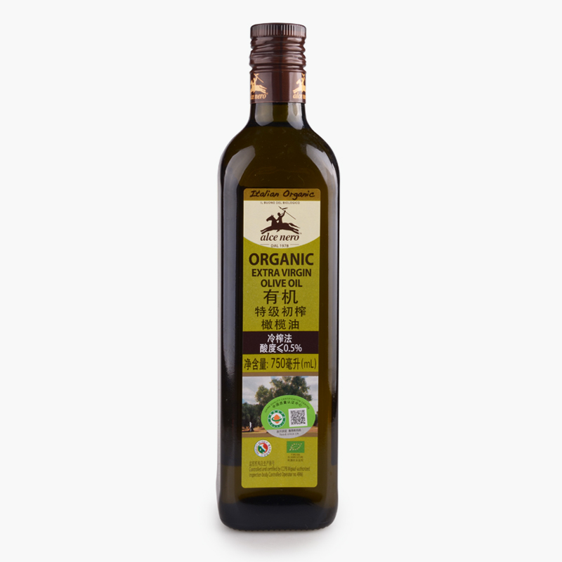 Alce Nero, Organic Extra Virgin Olive Oil 750ml