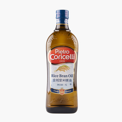 Pietro Coricelli, Rice Bran Oil 1L