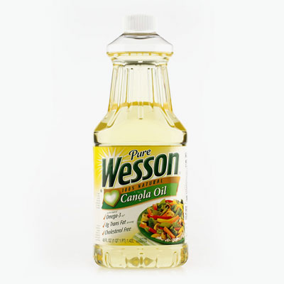 Wesson, Canola Oil 1.42L