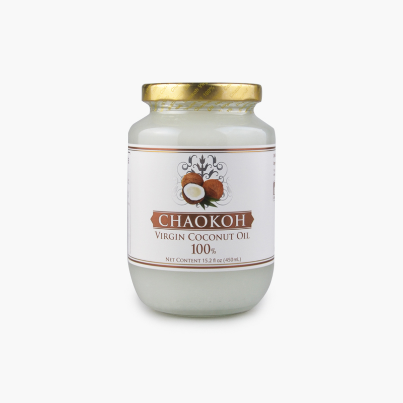 Chaokoh, Virgin Coconut Oil 450ml