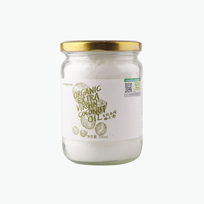 FUNCOOKING Organic Extra Virgin Coconut Oil 500ml