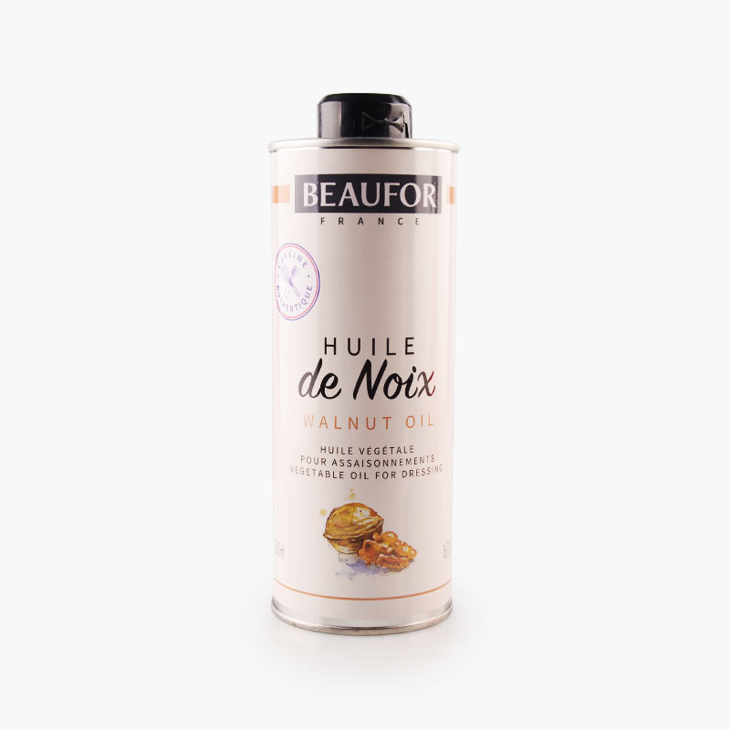 Beaufor, Walnut Oil 500ml