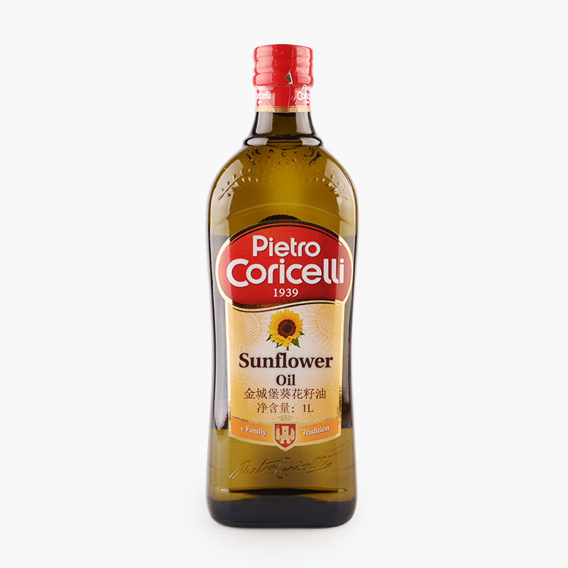 Pietro Coricelli, Sunflower Oil 1L