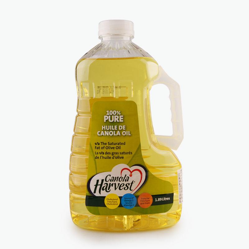 Canola Harvest, Canola Oil 1.89L