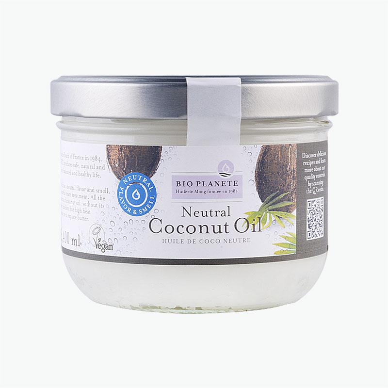 Bio Planete Natural Coconut Oil 400ml