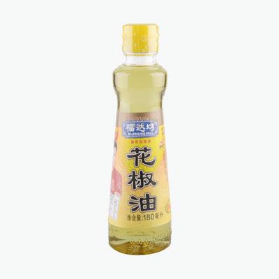 Blessin Mill Sichuan Pepper Oil 180ml