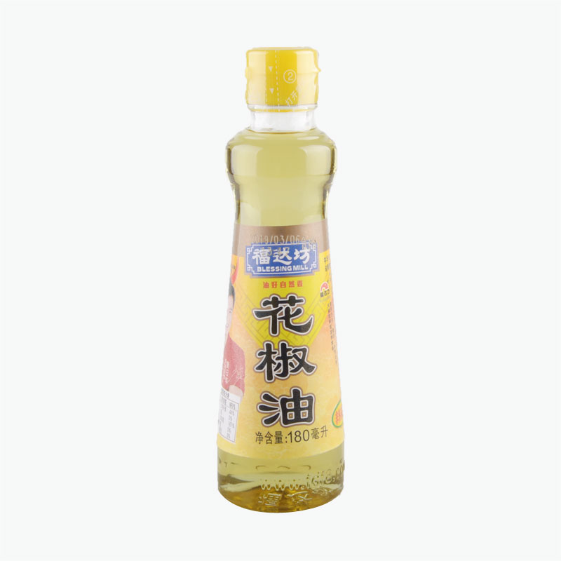 Blessin Mill Sichuan Pepper Oil 180ml