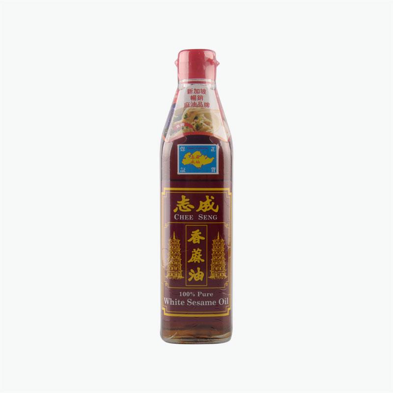 Chee Seng 100% Pure Sesame Oil 375ml