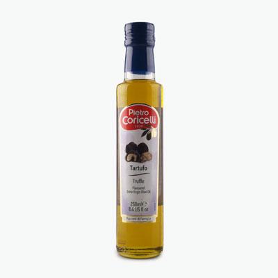 Pierto Coricelli Truffle Flavored Extra Virgin Olive Oil 250ml