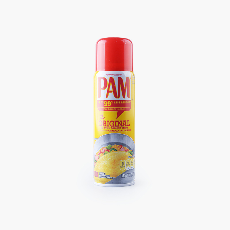Pam, Canola Oil Cooking Spray (non-stick) 170g