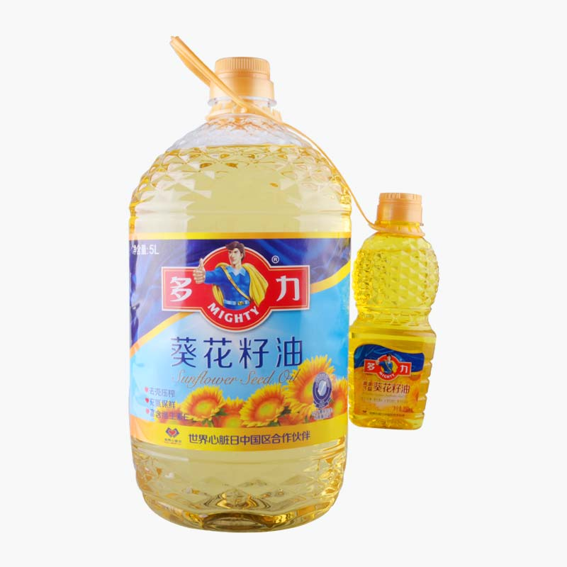 Mighty Sunflower Oil 5L