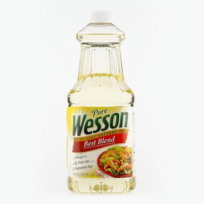 Wesson, Best Blend Cooking Oil 1.42L