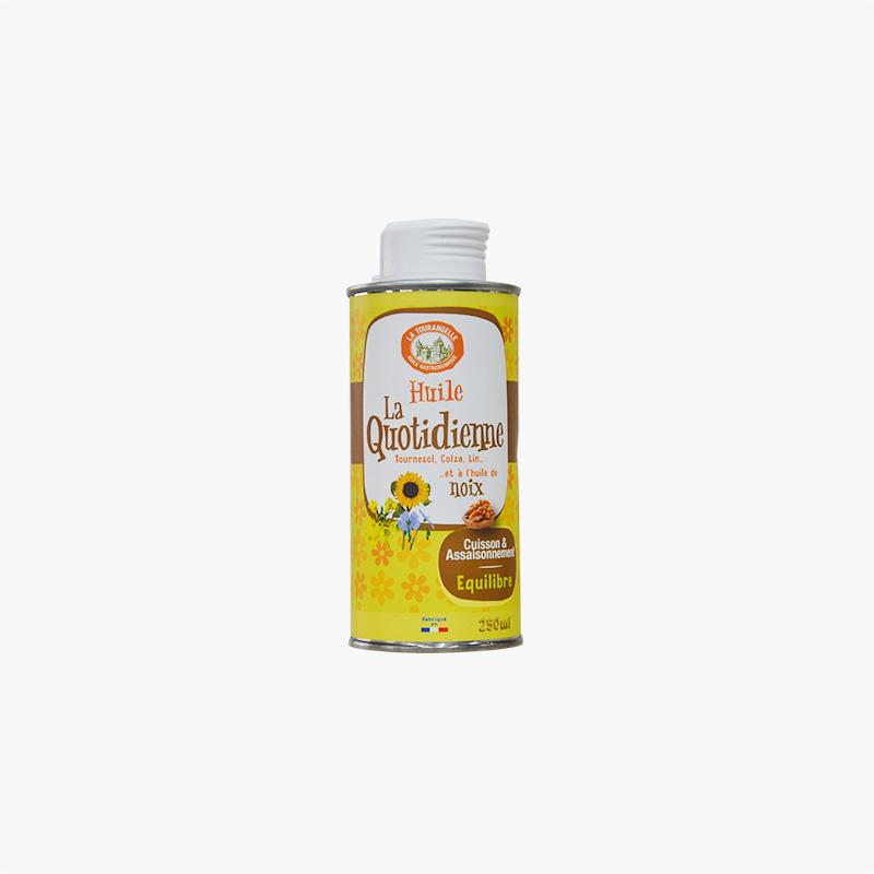 La Tourangelle Walnut Sunflower Oil 250ml
