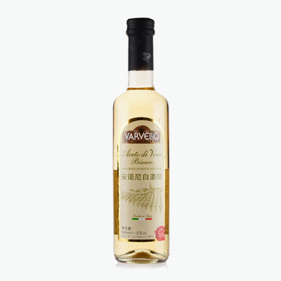 Varvello, White Wine Vinegar 500ml