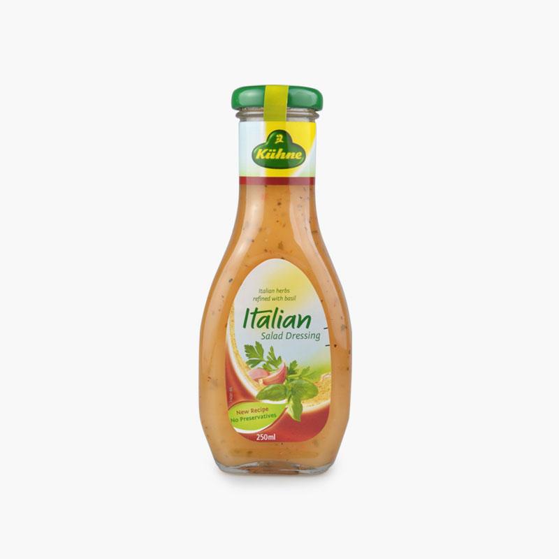 Kuhne, Italian Salad Dressing 250ml