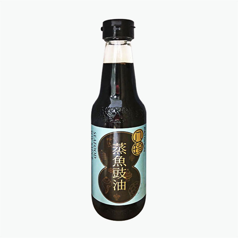 Bazhen Steamed Fish in Oyster Sauce 300ml