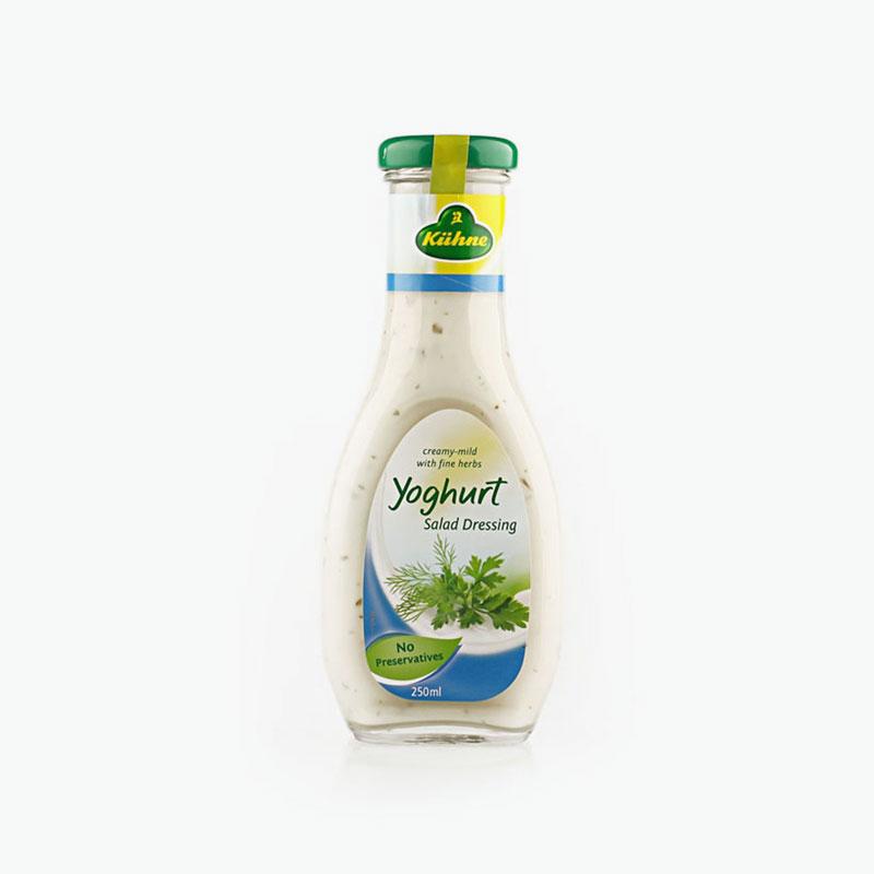 Kuhne, Yogurt Salad Dressing 250ml