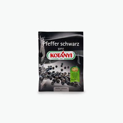 Kotanyi, Whole Black Peppercorns 24g