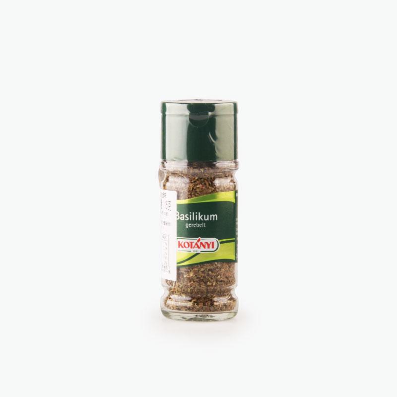 Kotanyi, Chopped Dried Sweet Basil 15g