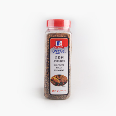 McCormick Montreal Steak Seasoning 737g