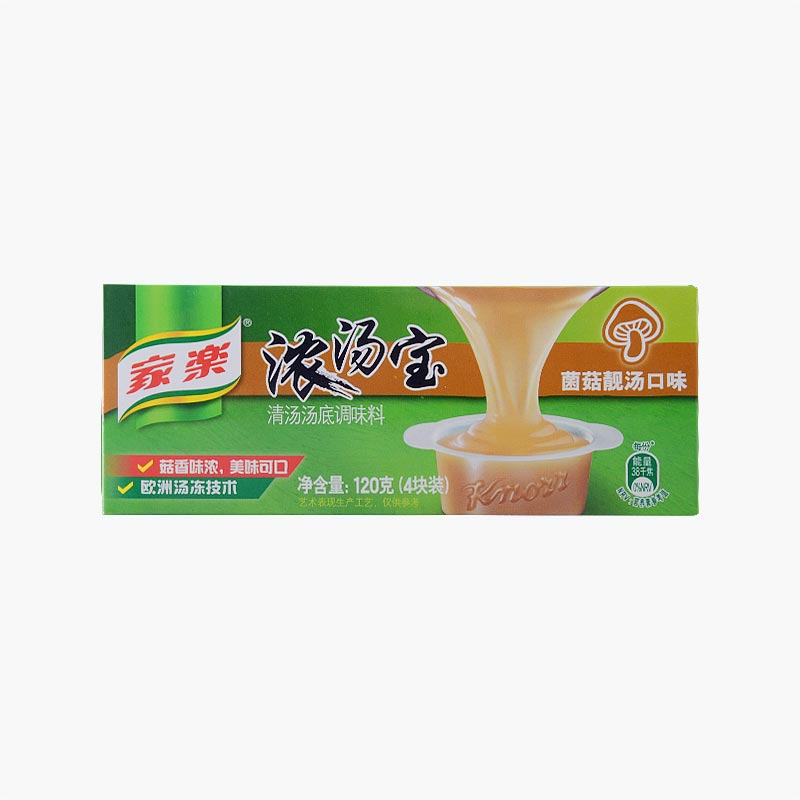 Knorr Thick Mushroom Soup 32g*4