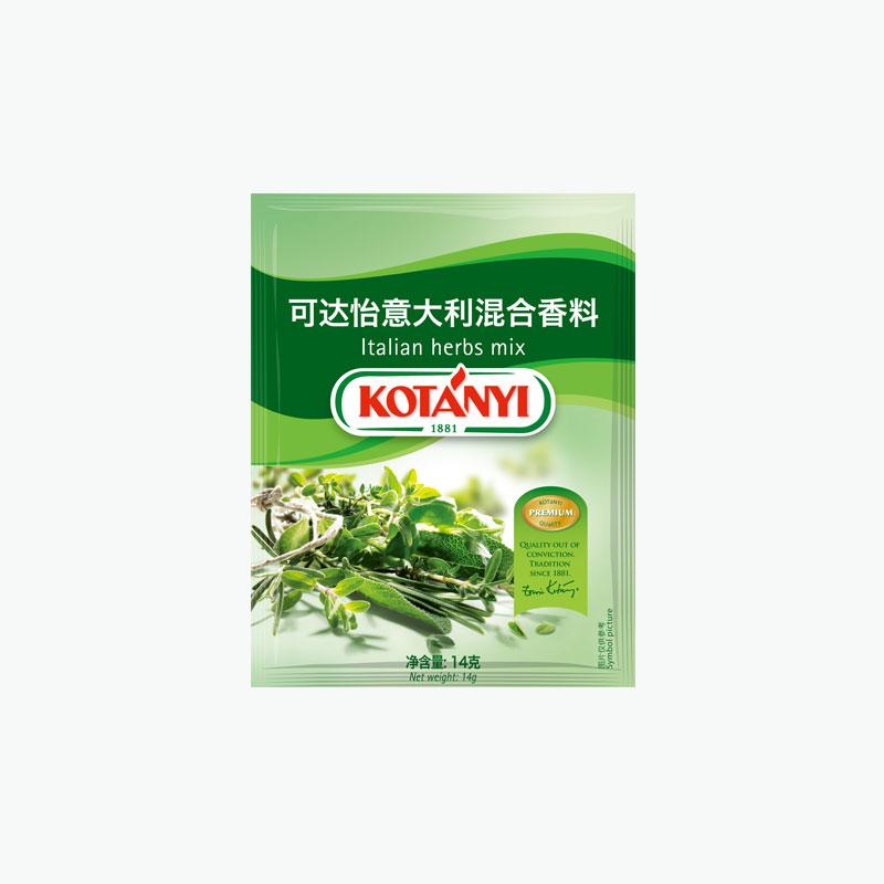 Kotanyi, Italian Herb Mix 14g