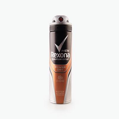 Rexona, Men's Antiperspirant Deodorant Spray (Power Dry) 150ml