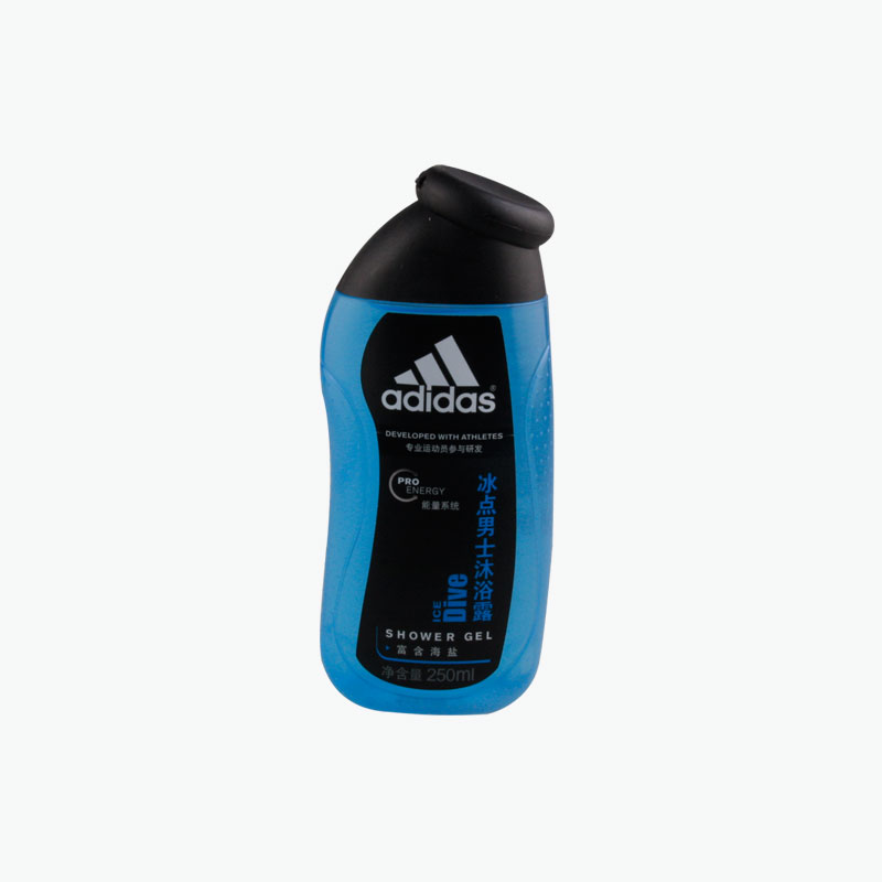 Adidas for Men, Ice Dive Shower Gel 250ml