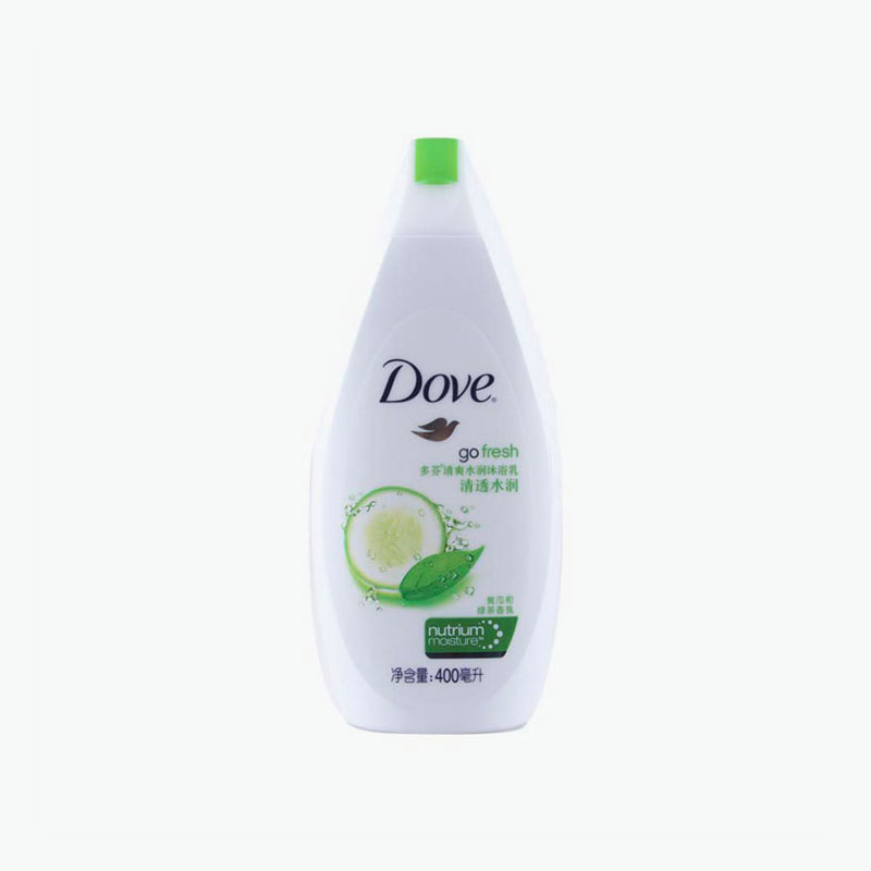 Dove, Go Fresh Body Wash Green Tee & Cucumber 420ml