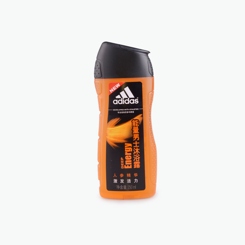 Adidas for Men, Energy Shower Gel 250ml