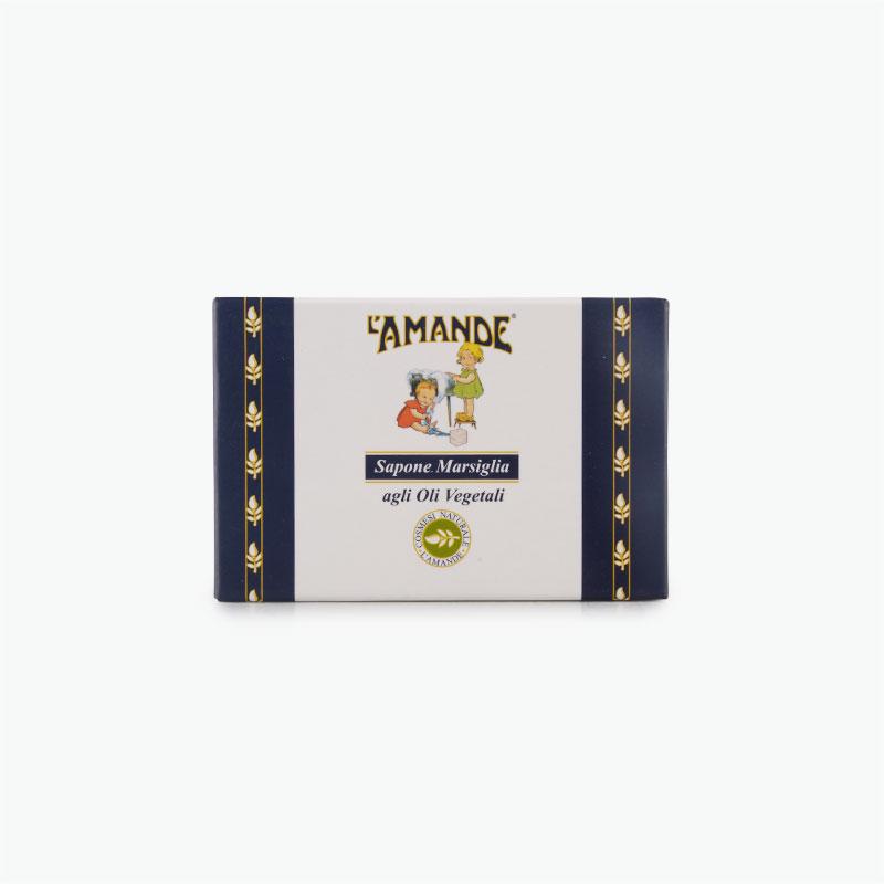 L'amande Marsiglia Soap 200g