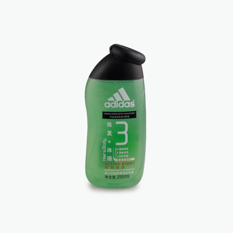 Adidas for Men, Active Start Hair & Body 250ml