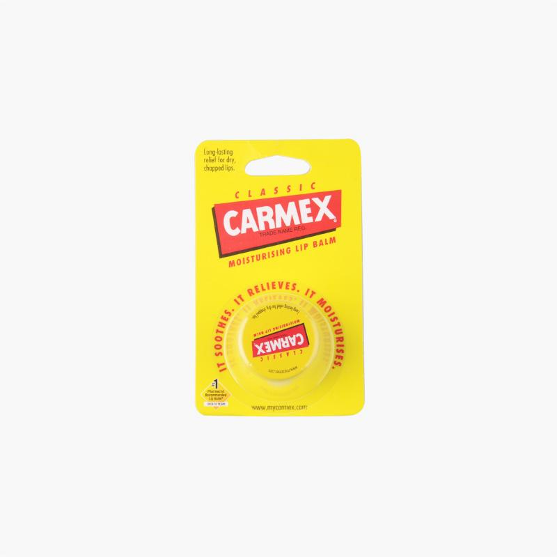 Carmex Classic Lip Balm Jar 7.5g