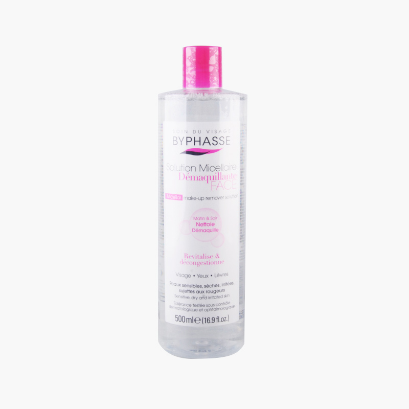 Byphasse Make-up Remover Solution 500ml