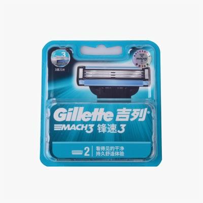 Gillette, MACH3 Razor Blades x2