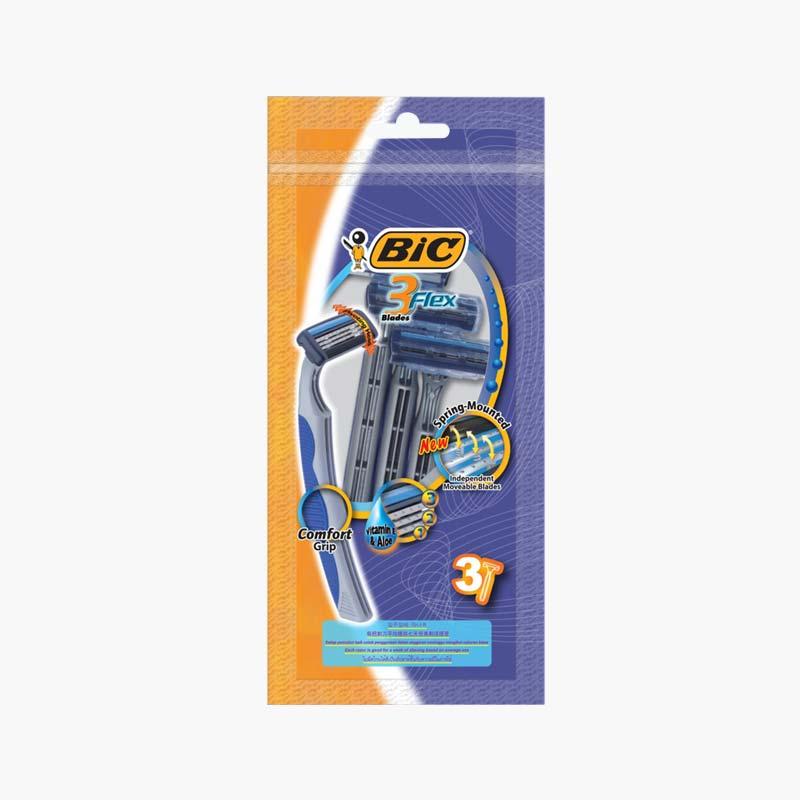 BIC Flex 3 Blades Shaver x 3