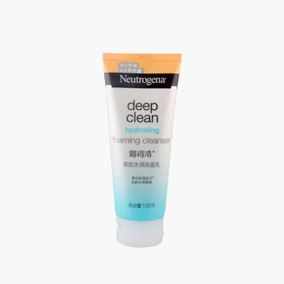 Neutrogena Hydrating Foaming Cleanser 100g
