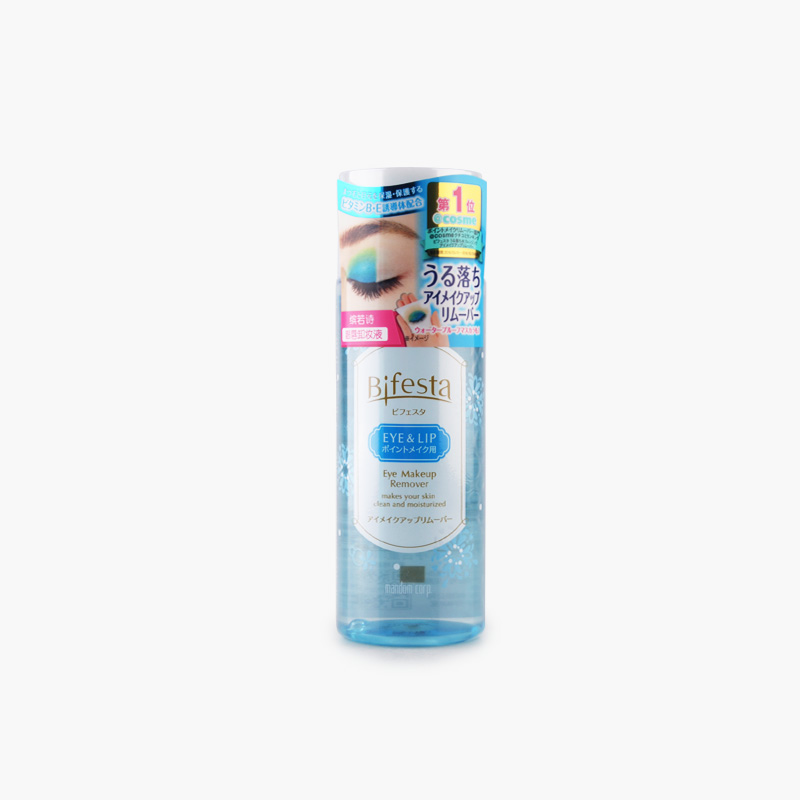 Bifesta Eye and Lip Makeup Remover 145ml