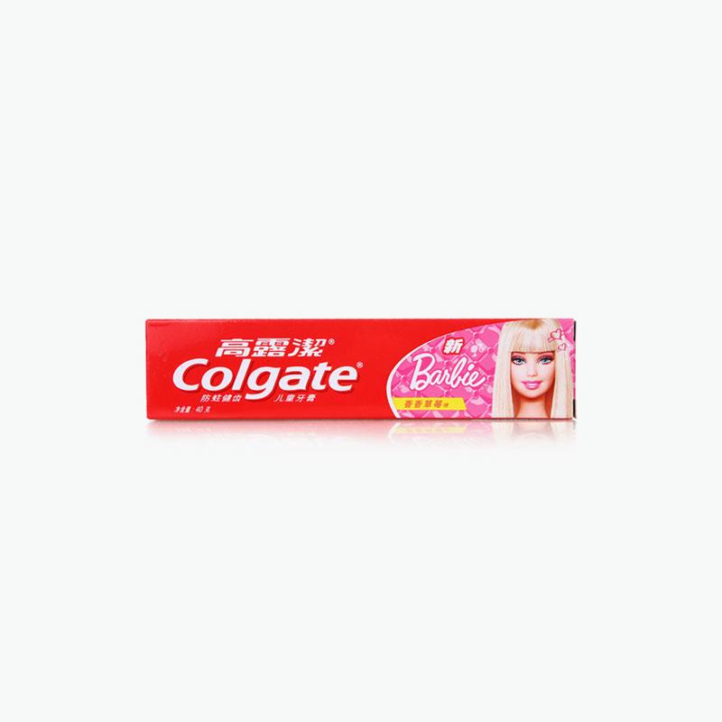 Colgate, Kid's Toothpaste (Strawberry) 40g