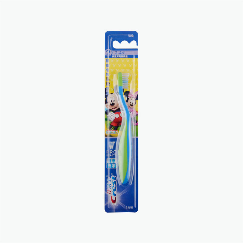 Crest Pro Health Kids Toothbrush 2-4 years old