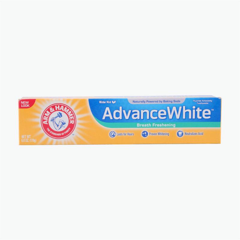 Arm & Hammer Advance White Toothpaste 170g
